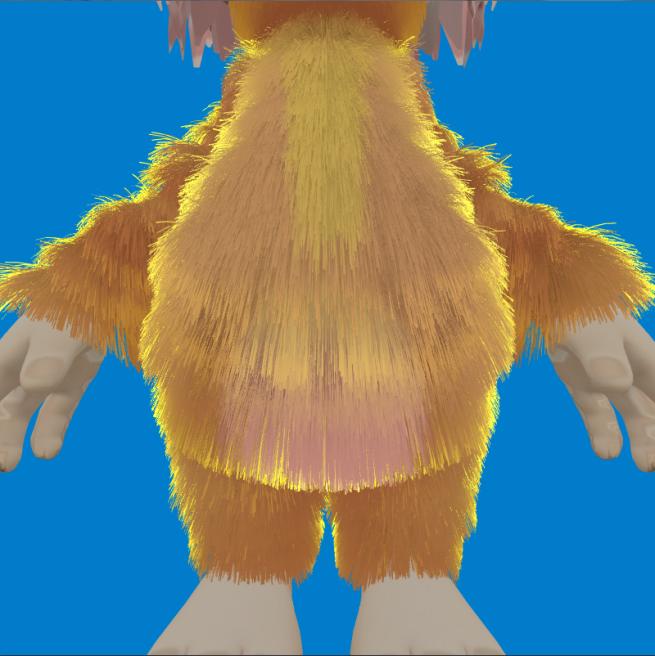 Fur-MSAAx4