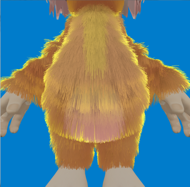 Fur-MSAAx8