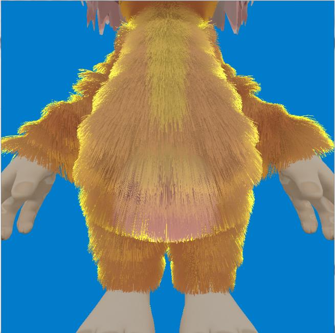 Fur-NoMSAA