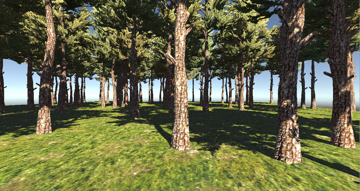 Adventures in postprocessing with Unity – Interplay of Light