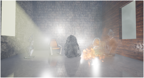 How Unreal Renders a Frame part 3 – Interplay of Light